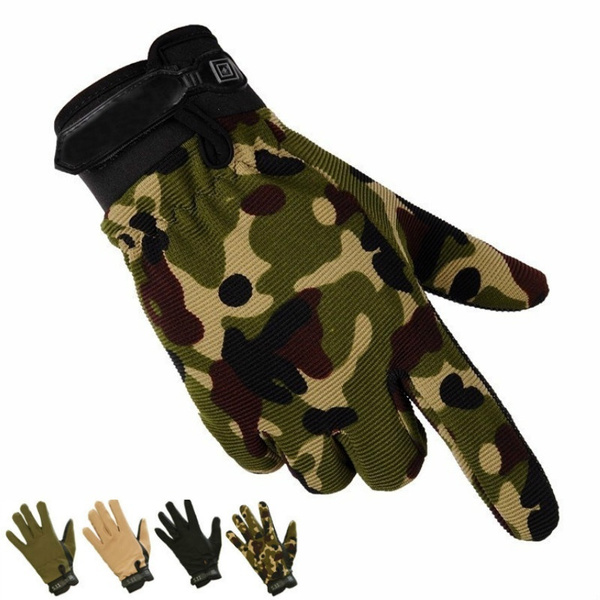 camouflageglove, airsoft', Mittens, Hunting