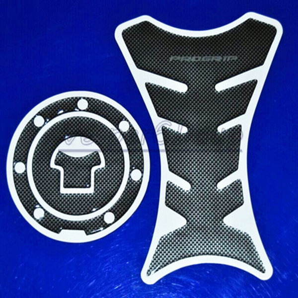 Motorcycle Gas Tank Emblem Sticker Badge Decal Fuel Gas Cap Cover New