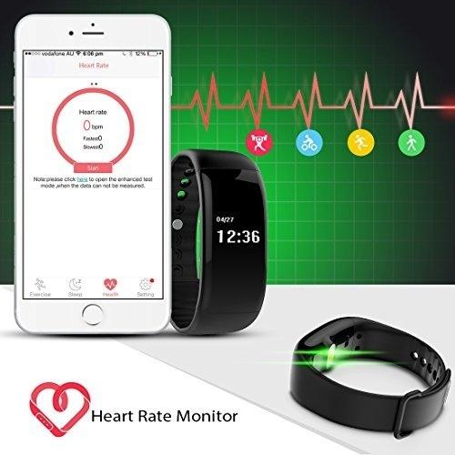 New Smartwatc Heartrate Wristband Bracelet 0 66