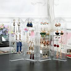 jewelrystand, necklace holder, necklacedisplay, earringsrack