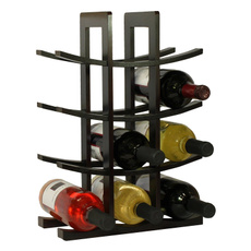 bottlerack, bottleholder, displayshelve, Wooden