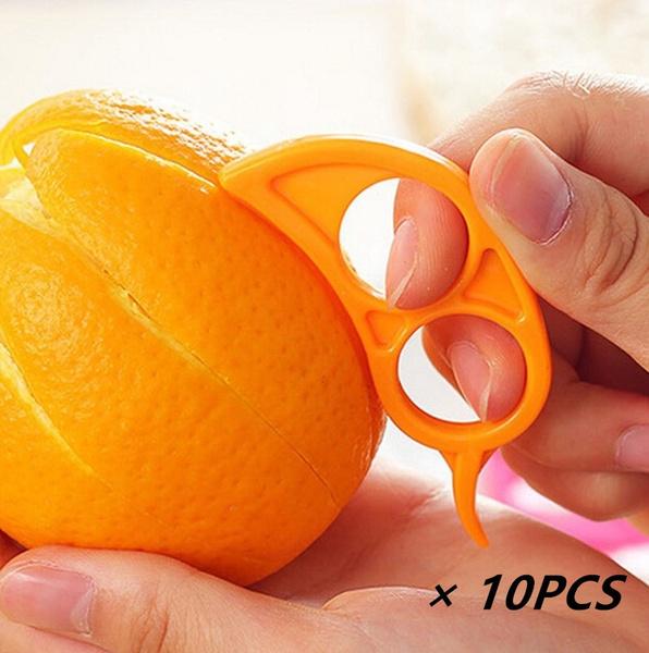 lemonslicercutter, orangeapparatu, Cooking Tools, homeampgarden