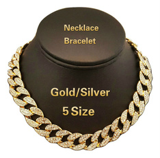 cubanchainnecklace, hip hop jewelry, Jewelry, Chain