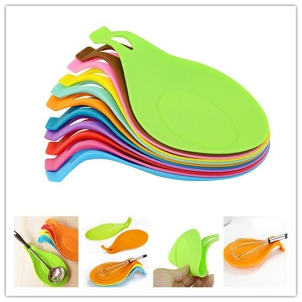Kitchen & Dining, Silicone, spoonrest, Mats