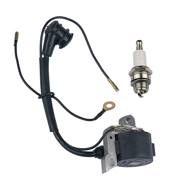 New Ignition Coil With Wires For STIHL Chainsaw MS290 MS440 MS640 044 048