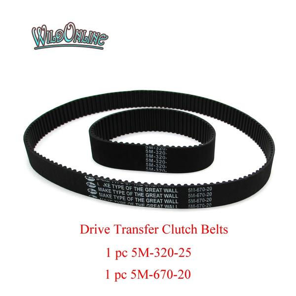 New Scooter Drive Belt Belt # 670-5M-25