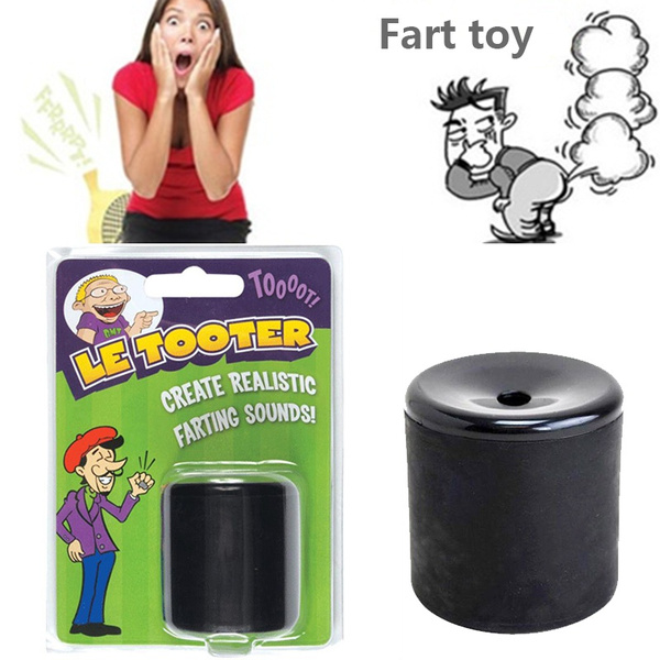 Le Tooter Create Realistic Farting Sounds Fart Pooter Machine Handheld Party New