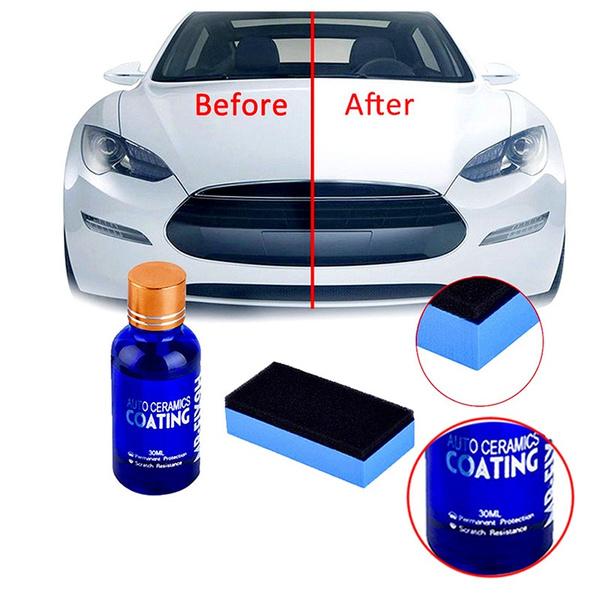 Auto Ceramic Coating, NEW 9H Hardness Car Auto Light Repair Anti-scratch  Car Polish Car Liquid Ceramic Coat Auto Detailing Glasscoat Motocycle Paint