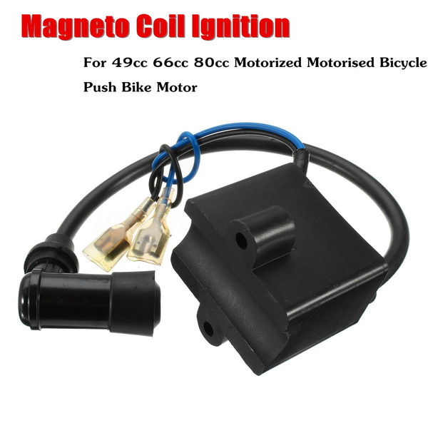 CDI Ignition Magneto Coil For 66cc 80cc Motor Motorized Bicycle bike parts