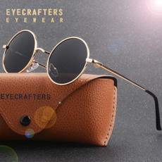 retro sunglasses, Fashion, Round Sunglasses, johnlennonsunglasse