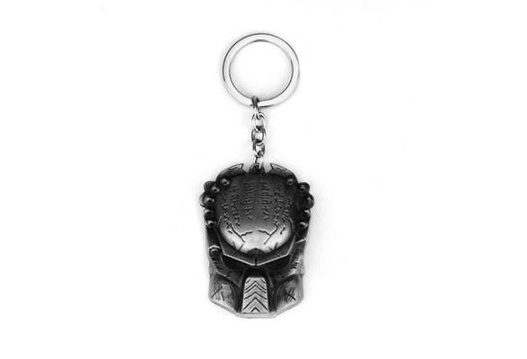 Aliens /& Predator AVP Keychain antique pendant fashion