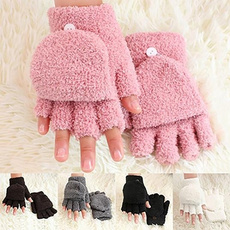 fingerlessglove, Fleece, fashionglove, fleeceglove