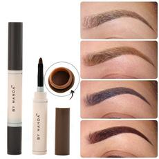 browneyebrowpencil, Marrón, waterproofbrowneyebrowpencil, eye