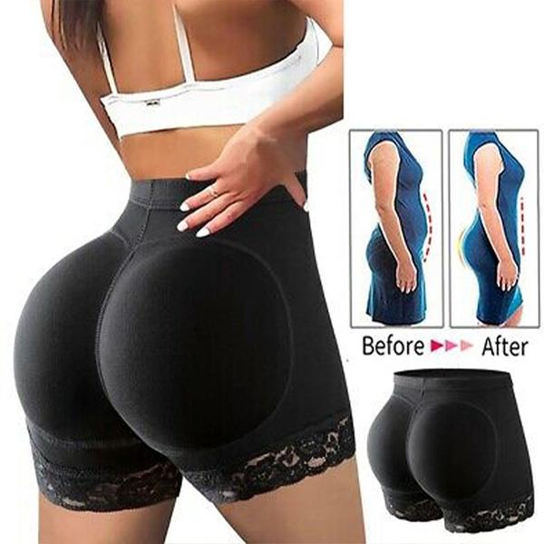 105ce23893bd 2018 New Woman Fake Ass Padded Panties Women Body Shaper Butt Lifter ...