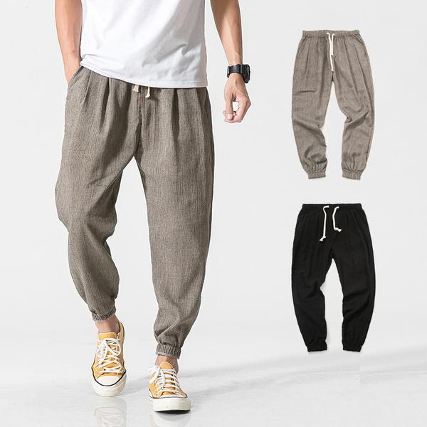 harem, trousers, Men's Fashion, Sports & Outdoors