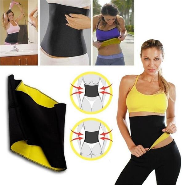 06a48701a75 Hot Shapers Neoprene Thermal Slimming Waist Belt Shaper Sauna ...