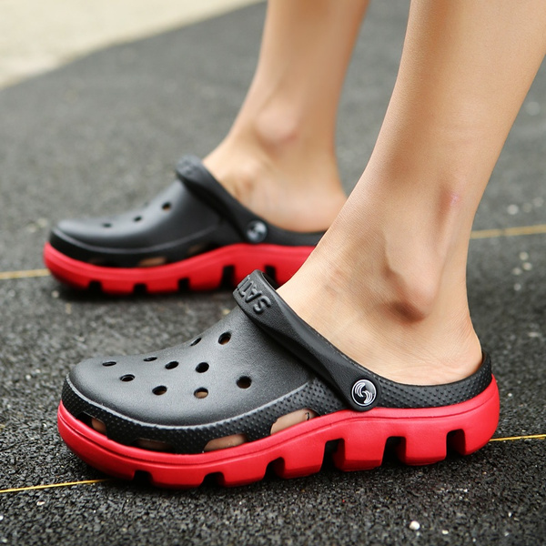 4fb8467c0560f4 Wish   2018 Summer Tennis Shoes Male Ventilative Sandals Trend of ...