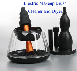 Machine, makeupbrushcleaner, Electric, Beauty