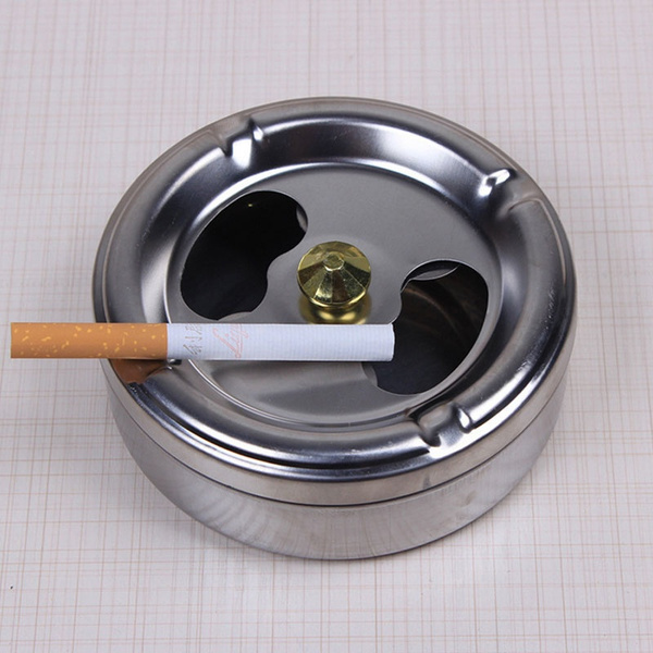 Fashion, cigaretteashtrayholder, lidrotationashtray, Office