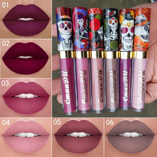 waterproof matte lipstick