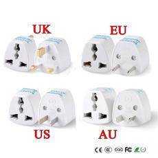 Eu To Us Uk Au Ac Socket Plug