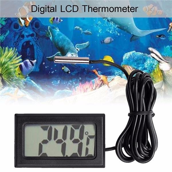 Mini, probethermometer, temperaturegauge, temperatureinstrument
