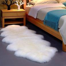 Rugs & Carpets, sheep skin, fur, Home Decor