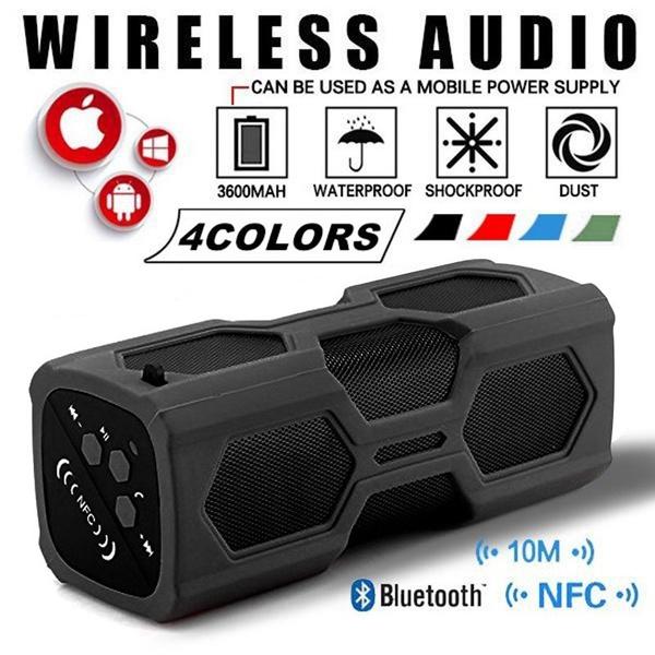 stereospeaker, mp3speaker, Wireless Speakers, waterproofspeaker