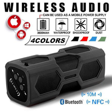 stereospeaker, mp3speaker, Wireless Speakers, waterproofspeaker