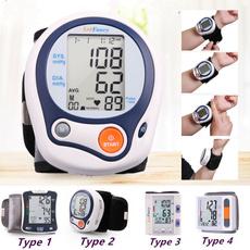 bloodpressurecuffwrist, case, bloodpressurecuff, Monitors