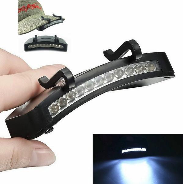 Headlamp Flashlight LED Cap Light Headlight Fishing Camping Outdoor Hunting