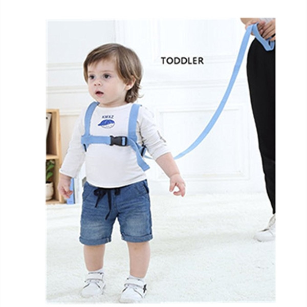 Baby Backpack Leash Safety Harness Adjustable Walking Strap Toddler Accessory