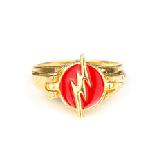 Cosplay, Women Ring, gold, Justice