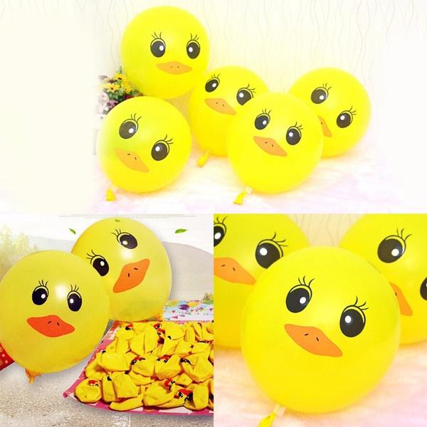 yellowduckballoon, duckpartyballoon, duckballoon, Yellow