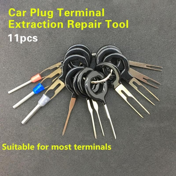 11Pcs/Set Auto Car Plug Circuit Board Wire Harness Terminal Kit Connector on pin pusher tool, pin pliers, pin crimp tool, socket tool, pin press tool, pliers tool, heavy equipment pin removal tool, molex pin removal tool, pin inserter, pin up auto show, electrical plug pin release tool, flexible corkscrew tool, pin jiffy, cork screw tool, pin tool for clay, nut tool, crimper tool, pin terminal remover, pincers tool, deutsch pin removal tool,