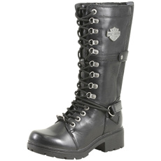 Fashion, Boots, Harley Davidson, Shoes