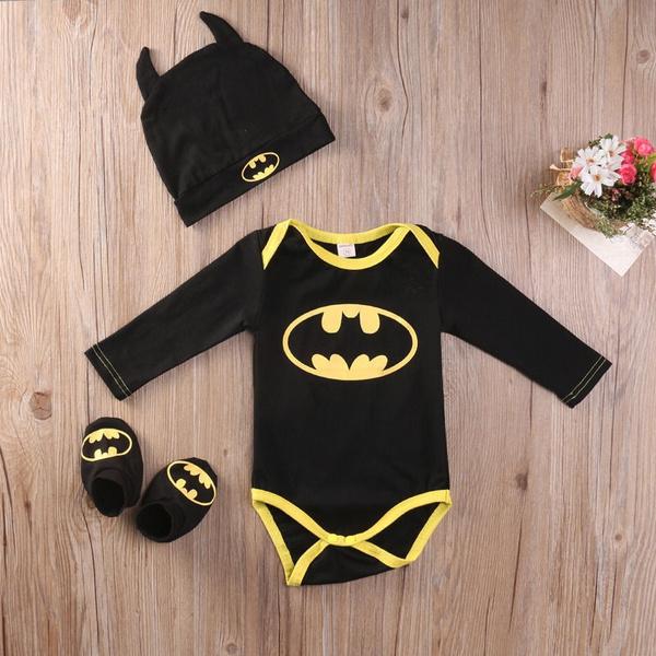 Fashion, Batman, Infants & Toddlers, bodysuitsjumpsuit