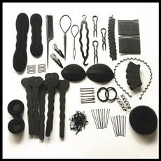 Hair Curlers, diskhair, Magic, donut