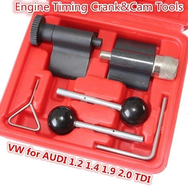 Galaxy VW AUDI DIESEL ENGINE TIMING CRANK /& CAM TOOLS 1.2 1.4 1.9 2.0 TDI PD