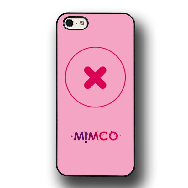 reputable site 88cd1 657bf Mimco Pink Logo Design Beautiful Fashion Girly Hard Phone Case Cover Mah717  for IPhone 4 4S 5 5C 5S 6 6S 6Plus 6SPlus 7 7Plus 8 8Plus X SE for Samsung  ...