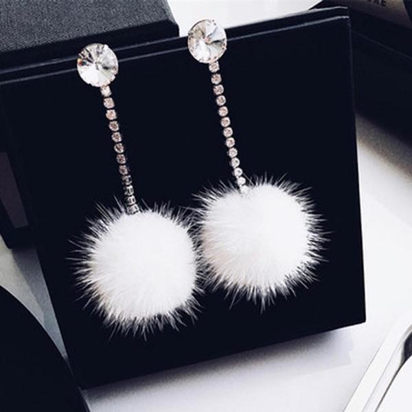 cute, Ball, fur, Jewelry