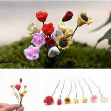 Bonsai, bonsaidecoration, Garden, Artificial Flowers