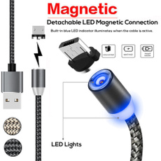phonechargercable, magnetchargercable, led, datasynccable