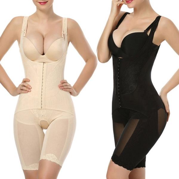 DODOING Wasit Cincher Thigh Slimmer Women Tummy Shapewear Body Shaper Slimming Body Suit
