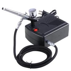 dualactionairbrushcompressor, dualactionairbrushkit, makeupairbrushkit, airbrushpaint