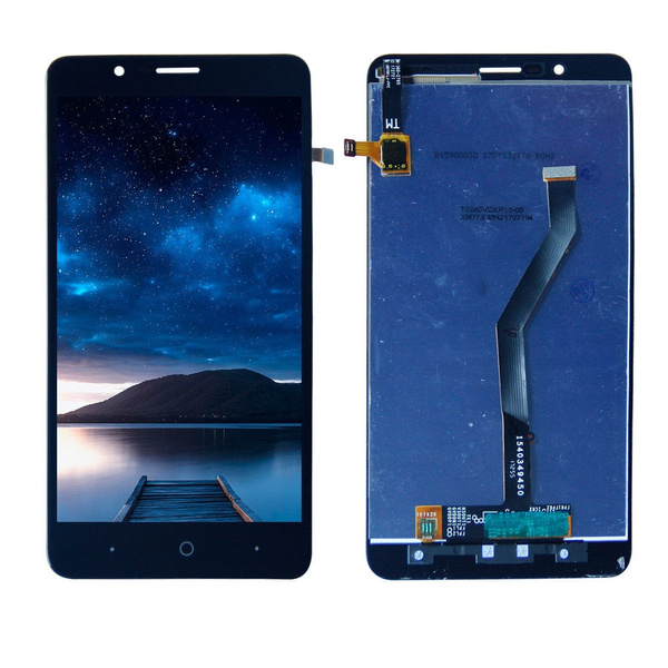 Wish | LCD Touch Screen Digitizer Assembly For ZTE Blade Z