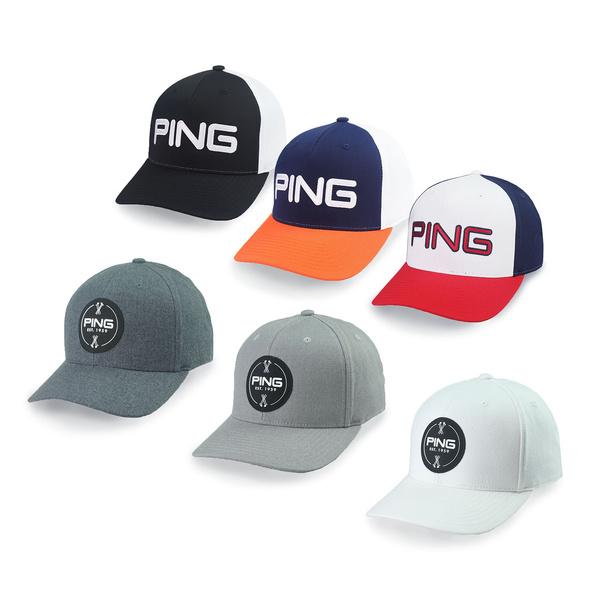 7ae58759eca Ping Golf Cap (Patch Cap