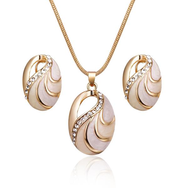 Jewelry, Gifts, Earring, crystaljewelryset