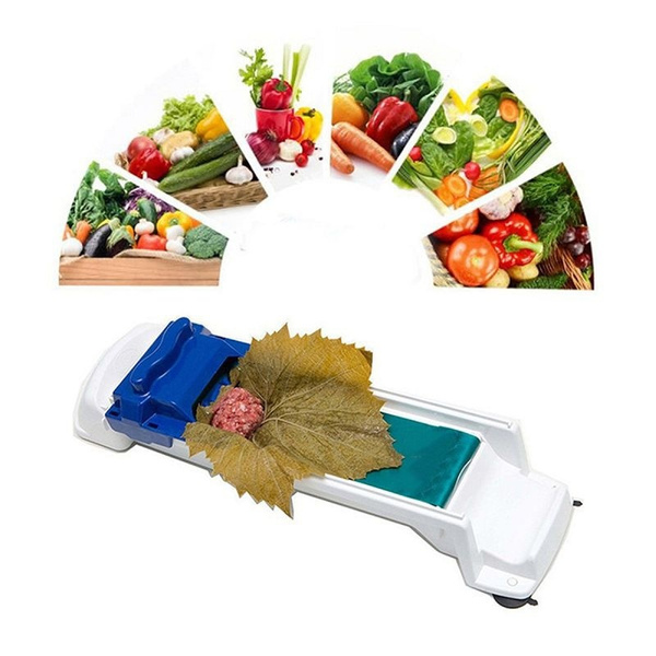 Food Roller Meat Sushi Vegetable Rolling Tool Stuffed Cabbage Leaf Roll Maker h