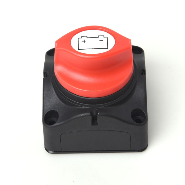 RV Marine Boat Battery Selector Isolator Disconnect Rotary Cut On//Off Switch